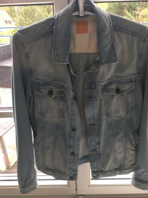 Boss Orange Denim Jacket cornflower blue-azure