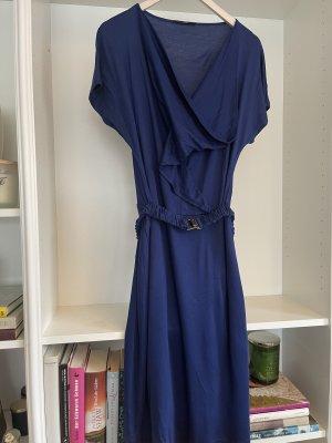 BOSS Kleid Royalblau