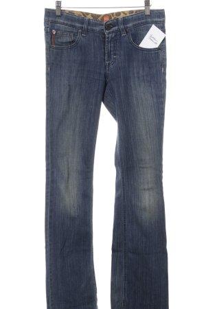 Boss Orange Boot Cut Jeans dunkelblau-blau