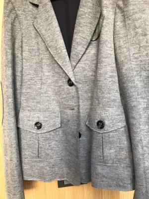 Boss Orange Blazer sweat grigio chiaro-grigio scuro