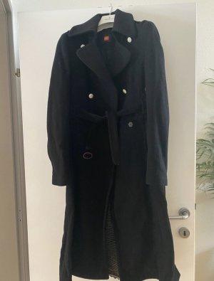 Boss Orange Manteau en laine noir