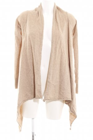 Boss Orange Cardigan nude meliert Casual-Look