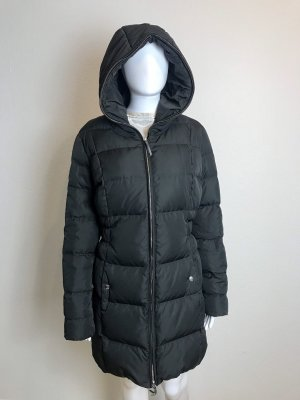 Boss Orange Down Coat black