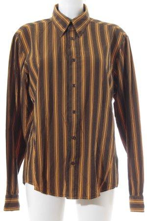 Boss Orange Hemd-Bluse Streifenmuster Casual-Look