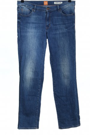 Boss Orange High Waist Jeans blue casual look