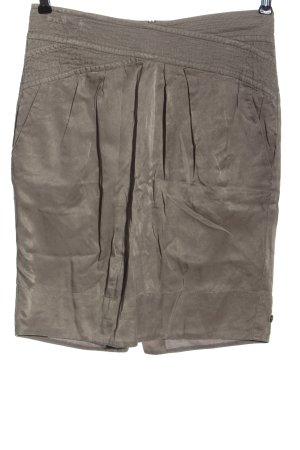 Boss Orange High Waist Skirt light grey casual look
