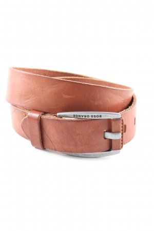 Boss Orange Hip Belt brown business style