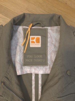 Boss Orange Between-Seasons Jacket dark grey-grey