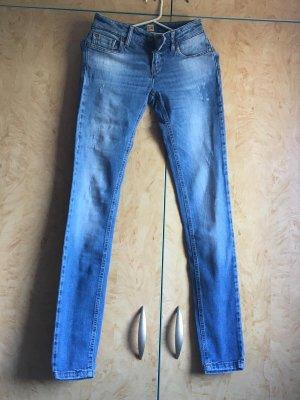 Boss Orange Jeans skinny bleu pétrole-bleu