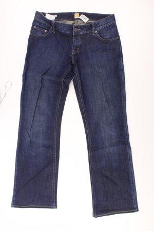 BOSS Orange Jeans Größe W30 blau