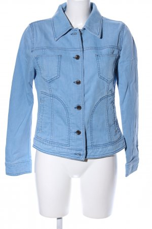 Boss Orange Denim Jacket blue casual look