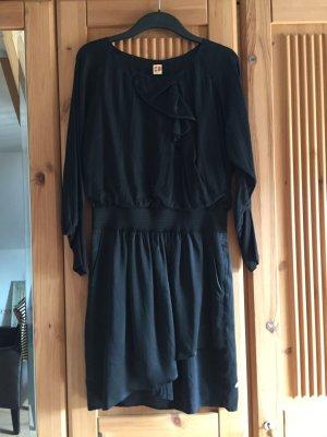 Boss Orange Blouse Dress black