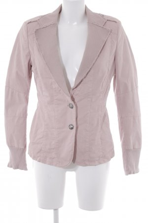 Boss Orange Kurzjacke rosa Casual-Look