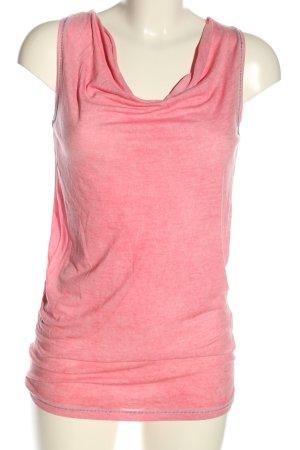 Boss Orange Longtop pink Casual-Look
