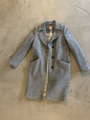 Boss Orange Wool Coat grey-dark grey