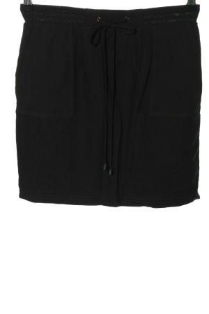 Boss Orange Mini rok zwart casual uitstraling