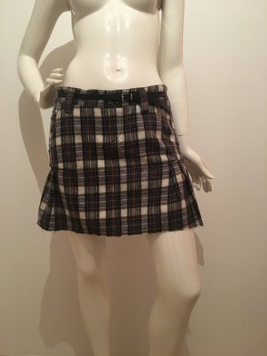 Boss Orange Plaid Skirt multicolored