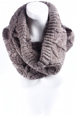 Boss Orange Tube Scarf grey brown casual look