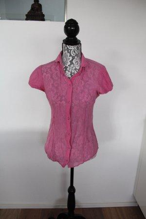 Boss Orange Blusa Crash rosa-rosa