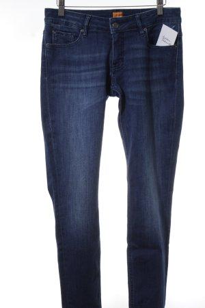 Boss Orange Jeans skinny bleu style décontracté