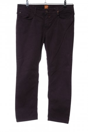 Boss Orange Slim Jeans braun Casual-Look