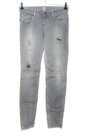 Boss Orange Jeans slim gris clair style décontracté