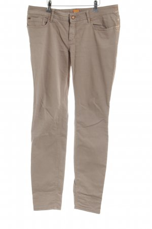 Boss Orange Slim Jeans beige Casual-Look