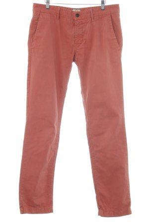 Boss Orange Slim Jeans salmon casual look