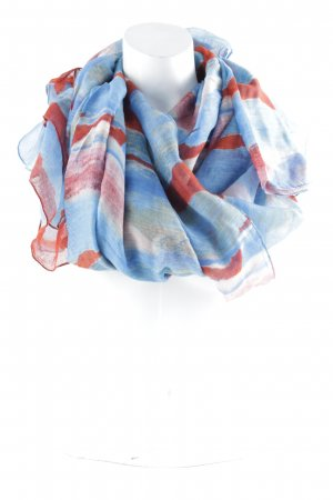 Boss Orange Summer Scarf abstract pattern beach look