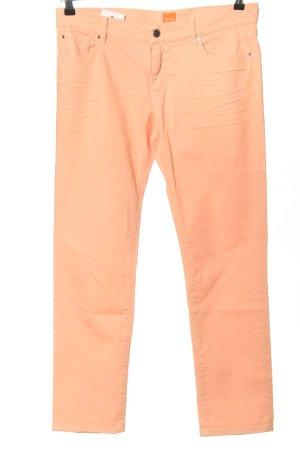 Boss Orange Straight-Leg Jeans nude Casual-Look