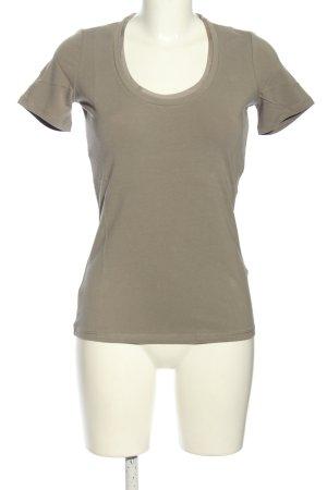 Boss Orange T-Shirt hellgrau Casual-Look