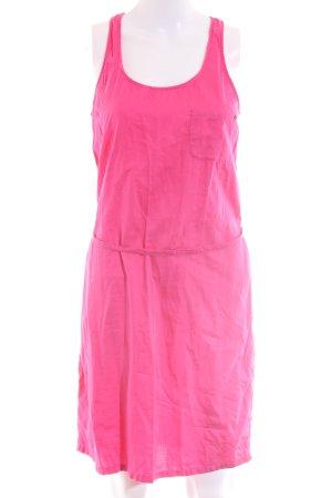 Boss Orange Trägerkleid pink Casual-Look
