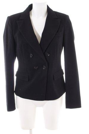 Boss Orange Blazer en laine noir style d'affaires