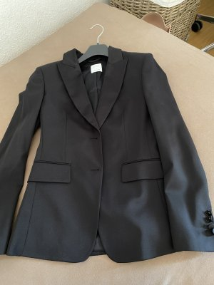 Hugo Boss Blazer de esmoquin negro