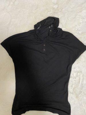 BOSS HUGO BOSS Koszulka z golfem czarny