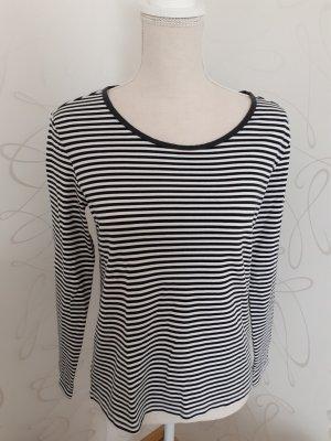 Hugo Boss T-shirt bianco-nero