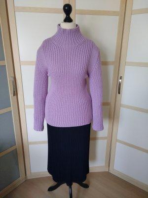Boss Orange Pull en laine lilas laine