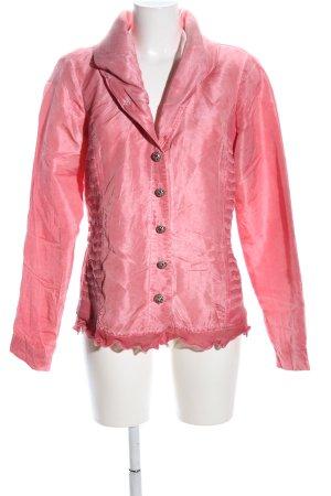 Bottega Übergangsjacke pink Casual-Look