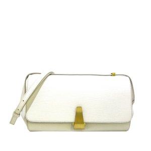 Bottega Veneta BV Angle Leather Crossbody Bag