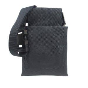 Bottega Veneta Coated Canvas Belt Bag