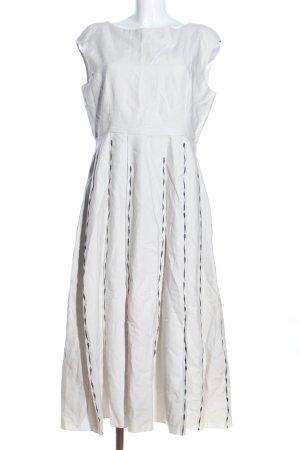 Bottega Veneta Cocktailkleid weiß Elegant