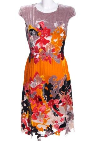 Bottega Veneta Etuikleid abstraktes Muster extravaganter Stil