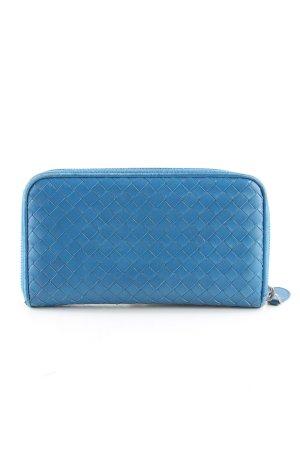 Bottega Veneta Geldbörse blau Casual-Look