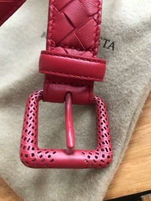 Bottega Veneta Accessory red leather