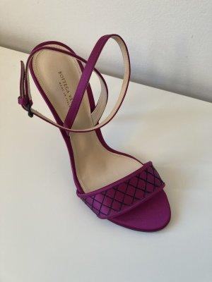 Bottega Veneta Hoge hakken sandalen veelkleurig