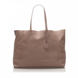 Bottega Veneta Intrecciato Butterfly Leather Tote Bag