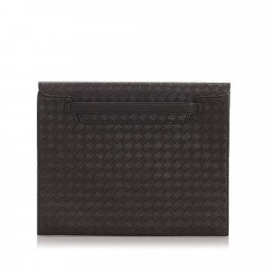 Bottega Veneta Intrecciato Calfskin Tablet Cover