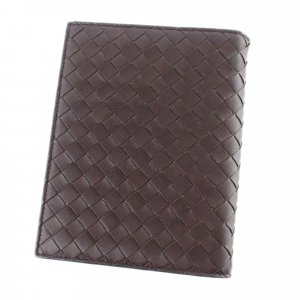 Bottega Veneta Intrecciato Leather Agenda