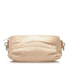 Bottega Veneta Intrecciato Leather Crossbody Bag
