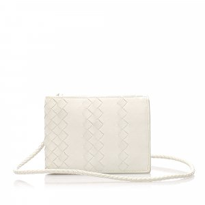 Bottega Veneta Intrecciato Leather Small Wallet